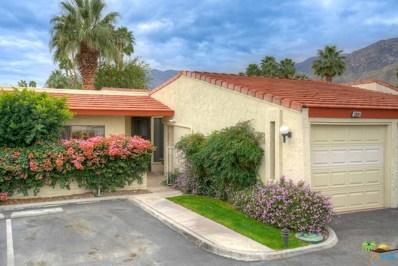 2091 S Caliente Drive, Palm Springs, CA 92264 - MLS#: 18360672PS
