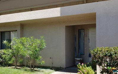 35200 Cathedral Canyon Drive UNIT 118, Cathedral City, CA 92234 - MLS#: 18362372PS