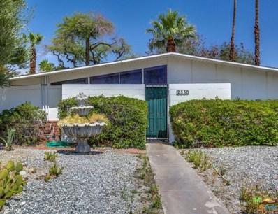 2550 N Kitty Hawk Drive, Palm Springs, CA 92262 - MLS#: 18365476PS