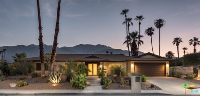 1391 S San Mateo Drive, Palm Springs, CA 92264 - MLS#: 18367448PS