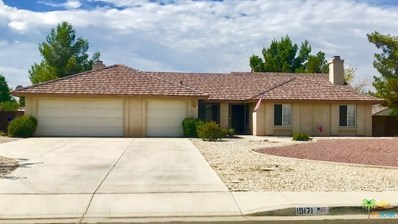 19171 Cochise Court, Apple Valley, CA 92307 - MLS#: 18370458PS
