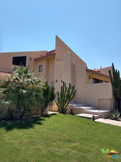 2600 S Palm Canyon Drive UNIT 42, Palm Springs, CA 92264 - MLS#: 18372214PS