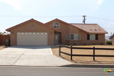 7460 Indio Avenue, Yucca Valley, CA 92284 - MLS#: 18373780PS