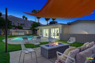 1691 E Ocotillo Avenue, Palm Springs, CA 92264 - MLS#: 18376060PS