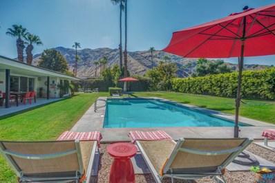 2505 S Toledo Avenue, Palm Springs, CA 92264 - MLS#: 18376578PS