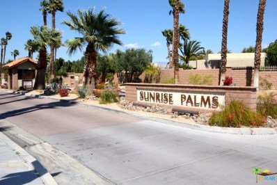 1629 Sunflower Court, Palm Springs, CA 92262 - MLS#: 18377584PS