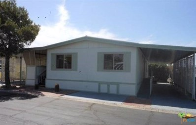 15500 Bubbling Wells UNIT 14, Desert Hot Springs, CA 92240 - MLS#: 18378134PS