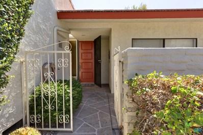 1063 S La Verne Way, Palm Springs, CA 92264 - MLS#: 18379194PS