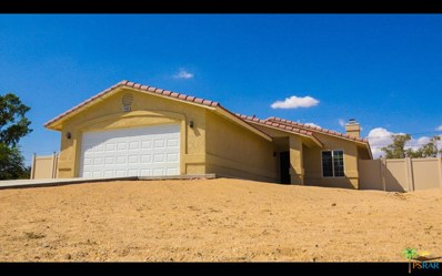72166 Sunnyvale Drive, 29 Palms, CA 92277 - MLS#: 18379472PS