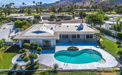 2481 S Yosemite Drive, Palm Springs, CA 92264 - MLS#: 18381062PS
