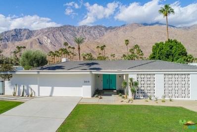 2415 S Yosemite Drive, Palm Springs, CA 92264 - MLS#: 18381668PS