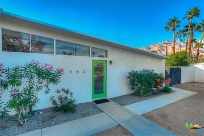 1083 E Padua Way, Palm Springs, CA 92262 - MLS#: 18381750PS
