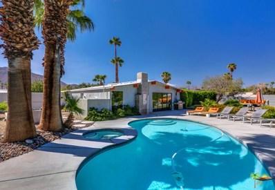 2616 N Kitty Hawk Drive, Palm Springs, CA 92262 - MLS#: 18383360PS