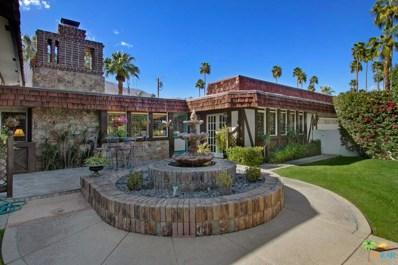 635 S Grenfall Road, Palm Springs, CA 92264 - MLS#: 18385944PS