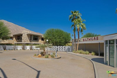 780 E Palm Canyon Drive UNIT 201, Palm Springs, CA 92264 - MLS#: 18386650PS