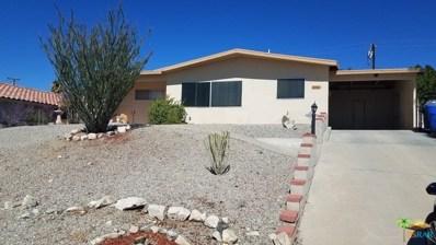 66846 San Ardo Road, Desert Hot Springs, CA 92240 - MLS#: 18387436PS