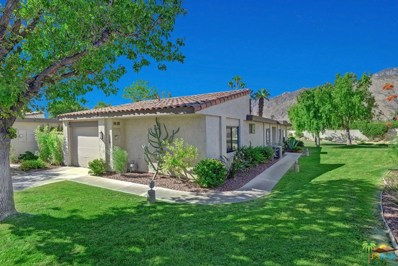 1119 Via Tenis, Palm Springs, CA 92262 - MLS#: 18389270PS