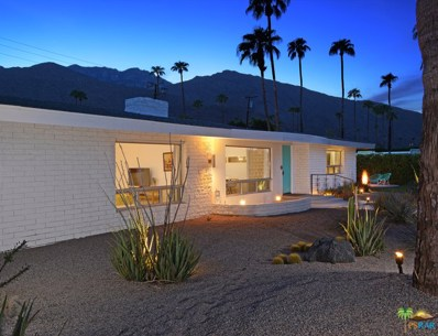 2033 S Joshua Tree Place, Palm Springs, CA 92264 - MLS#: 18391058PS