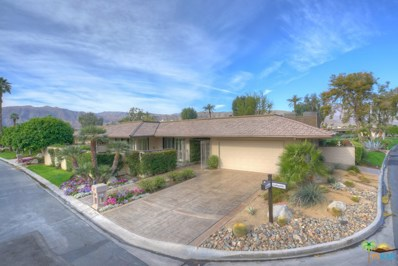 1 Lafayette Drive, Rancho Mirage, CA 92270 - MLS#: 18391230PS