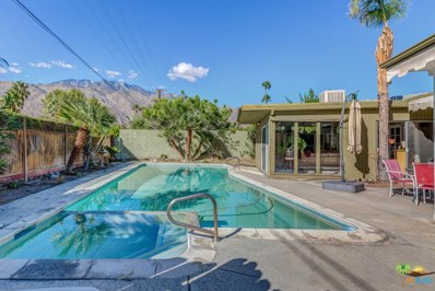 1431 E Tachevah Drive, Palm Springs, CA 92262 - MLS#: 18391676PS