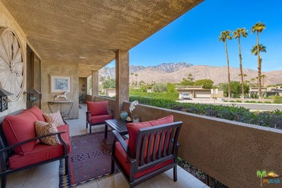 1660 S La Reina Way UNIT 1D, Palm Springs, CA 92264 - MLS#: 18391736PS