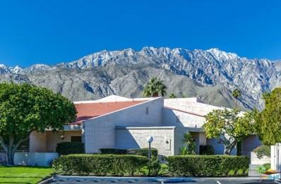 2603 N Whitewater Club Drive UNIT B, Palm Springs, CA 92262 - MLS#: 18393026PS