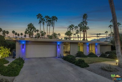 1541 E Madrona Drive, Palm Springs, CA 92264 - MLS#: 18393164PS