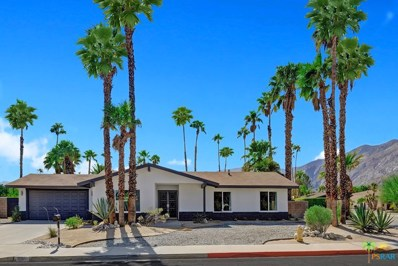 1291 E Delgado Road, Palm Springs, CA 92262 - MLS#: 18393260PS