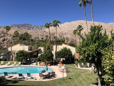 2240 S Palm Canyon Drive UNIT 25, Palm Springs, CA 92264 - MLS#: 18394462PS