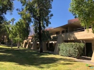 2822 N Auburn Court UNIT E113, Palm Springs, CA 92262 - MLS#: 18395092PS