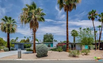 2702 E Plaimor Avenue, Palm Springs, CA 92262 - MLS#: 18395346PS