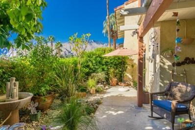 1405 N Sunrise Way UNIT 1, Palm Springs, CA 92262 - MLS#: 18395472PS