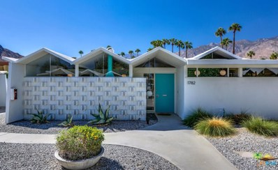 1782 S Araby Drive, Palm Springs, CA 92264 - MLS#: 18395528PS