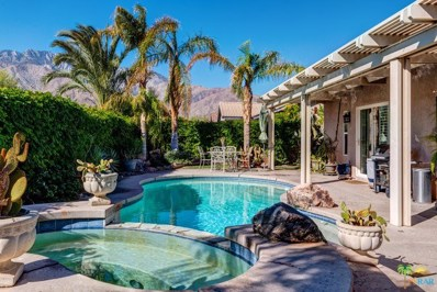 1669 E Racquet Club Road, Palm Springs, CA 92262 - MLS#: 18395868PS