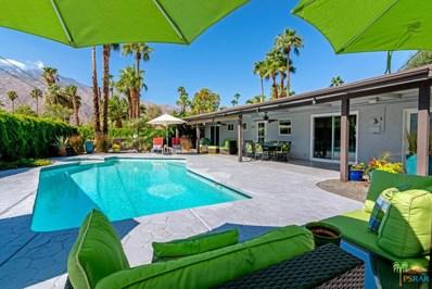 2015 E Belding Drive, Palm Springs, CA 92262 - MLS#: 18395948PS