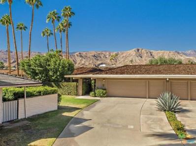 4 Eric Circle, Rancho Mirage, CA 92270 - MLS#: 18396128PS