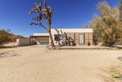 55621 Pipes Canyon Road, Yucca Valley, CA 92284 - MLS#: 18396166PS