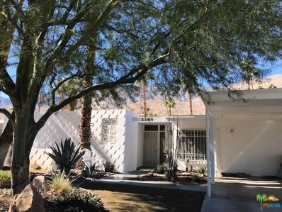 2363 S Calle Palo Fierro, Palm Springs, CA 92264 - MLS#: 18396630PS