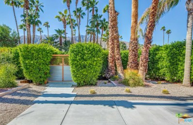 1220 S San Mateo Drive, Palm Springs, CA 92264 - MLS#: 18397682PS