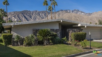 2447 Paseo Del Rey, Palm Springs, CA 92264 - MLS#: 18400964PS