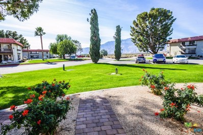9639 Spyglass Avenue UNIT 47, Desert Hot Springs, CA 92240 - MLS#: 18400970PS