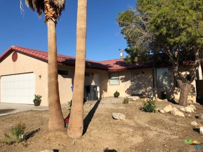 15660 Avenida Ramada, Desert Hot Springs, CA 92240 - MLS#: 18401524PS