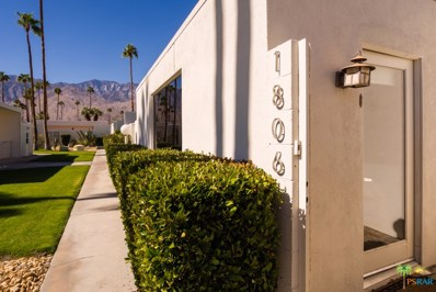 1806 Sandcliff Road, Palm Springs, CA 92264 - MLS#: 18401638PS