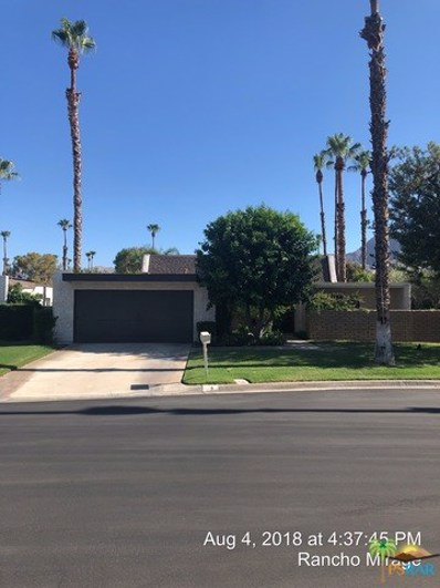 9 Kevin Lee Lane, Rancho Mirage, CA 92270 - MLS#: 18403708PS