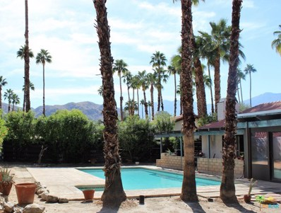 1500 S Beverly Drive, Palm Springs, CA 92264 - MLS#: 18404650PS