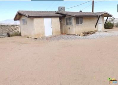 58989 Juarez Drive, Yucca Valley, CA 92284 - MLS#: 18407034PS