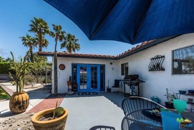 2550 E Verona Road, Palm Springs, CA 92262 - MLS#: 18408168PS