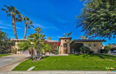 12 Via Palmira, Palm Desert, CA 92260 - MLS#: 18408968PS