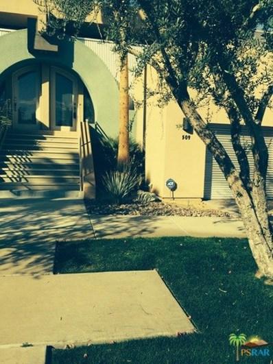 100 E Stevens Road UNIT 509, Palm Springs, CA 92262 - #: 18409014PS