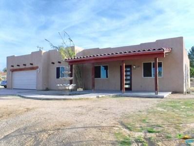 58123 Joshua Lane, Yucca Valley, CA 92284 - MLS#: 18409316PS